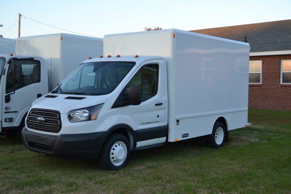Ford Transit P2000