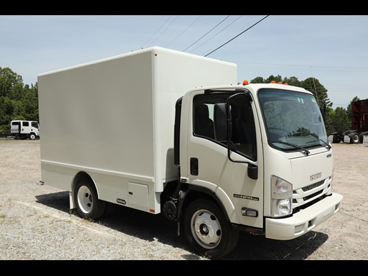 Isuzu Hackney P2000 12'